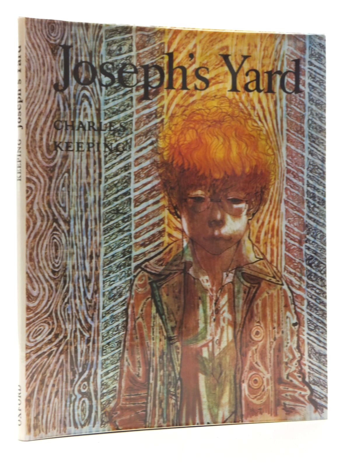 Photo of JOSEPH'S YARD written by Keeping, Charles illustrated by Keeping, Charles published by Oxford University Press (STOCK CODE: 1317028)  for sale by Stella & Rose's Books