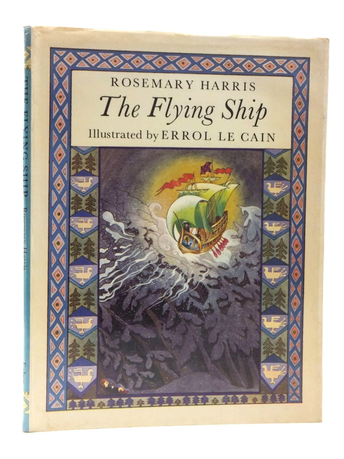 Photo of THE FLYING SHIP written by Harris, Rosemary illustrated by Le Cain, Errol published by Faber & Faber (STOCK CODE: 1317043)  for sale by Stella & Rose's Books