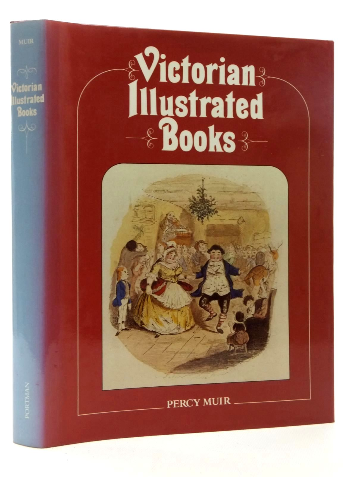 Photo of VICTORIAN ILLUSTRATED BOOKS written by Muir, Percy published by Portman Books (STOCK CODE: 1317084)  for sale by Stella & Rose's Books