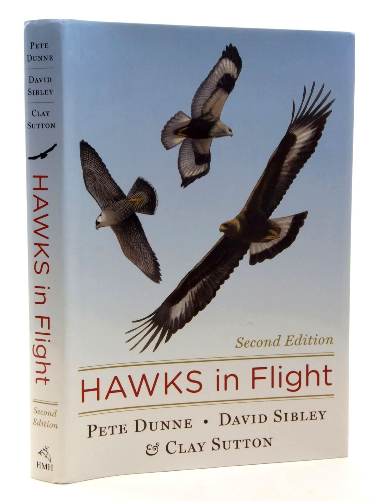 Photo of HAWKS IN FLIGHT written by Dunne, Pete<br />Sibley, David<br />Sutton, Clay illustrated by Sibley, David published by Houghton Mifflin Harcourt (STOCK CODE: 1317096)  for sale by Stella & Rose's Books