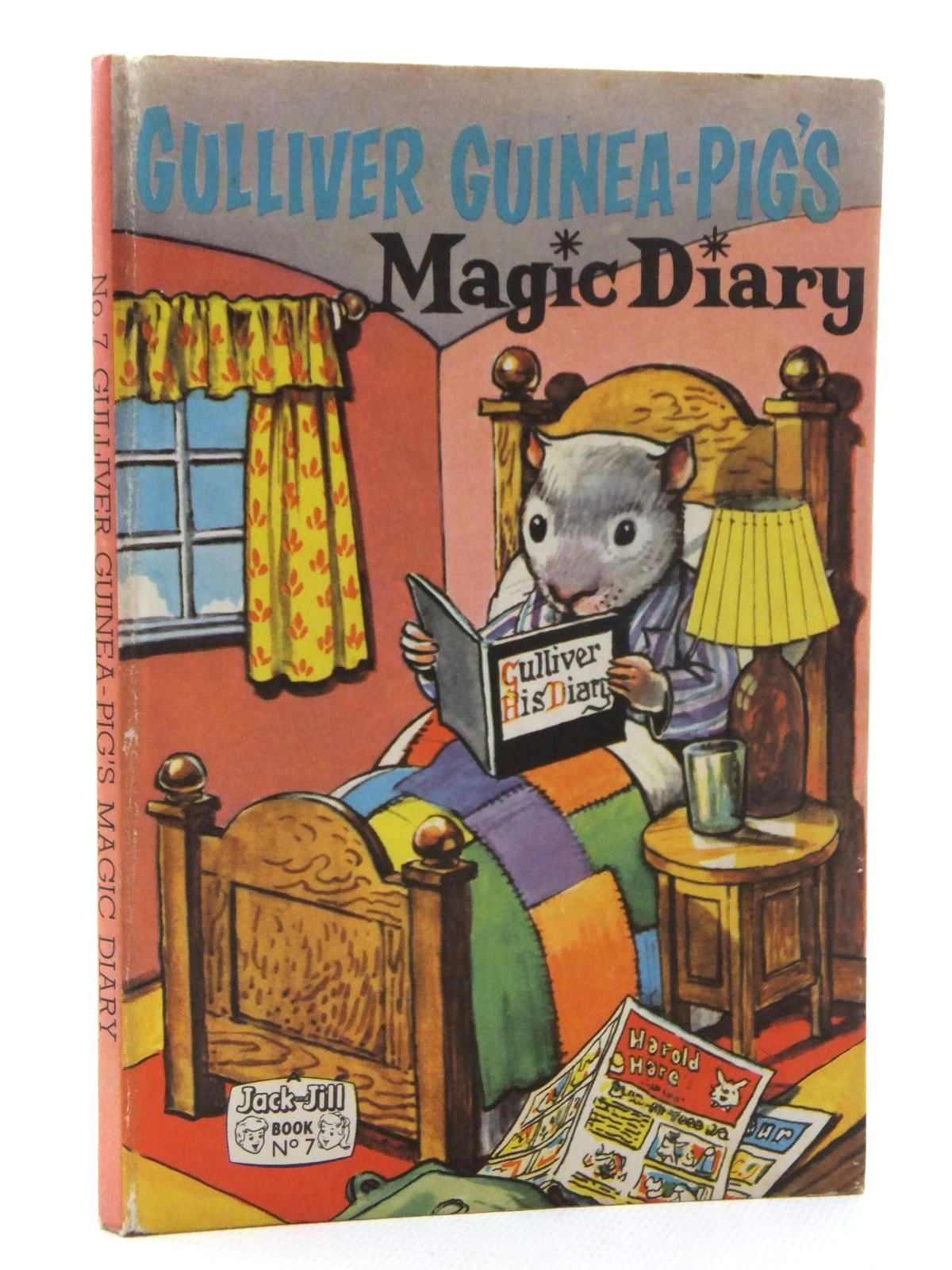 Photo of GULLIVER GUINEA-PIG'S MAGIC DIARY published by Fleetway Publications Ltd. (STOCK CODE: 1317109)  for sale by Stella & Rose's Books