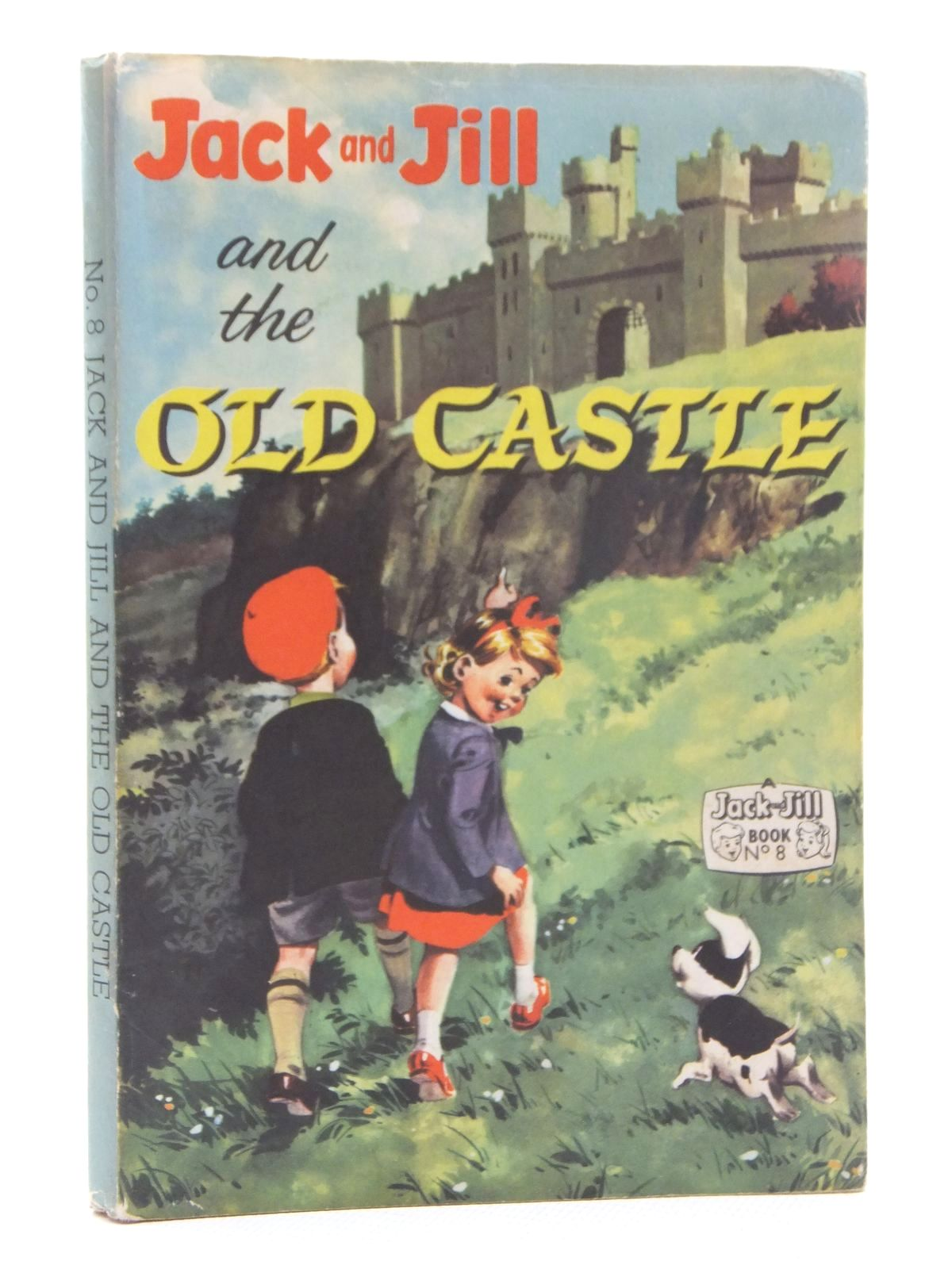 Photo of JACK AND JILL AND THE OLD CASTLE published by Fleetway Publications Ltd. (STOCK CODE: 1317115)  for sale by Stella & Rose's Books