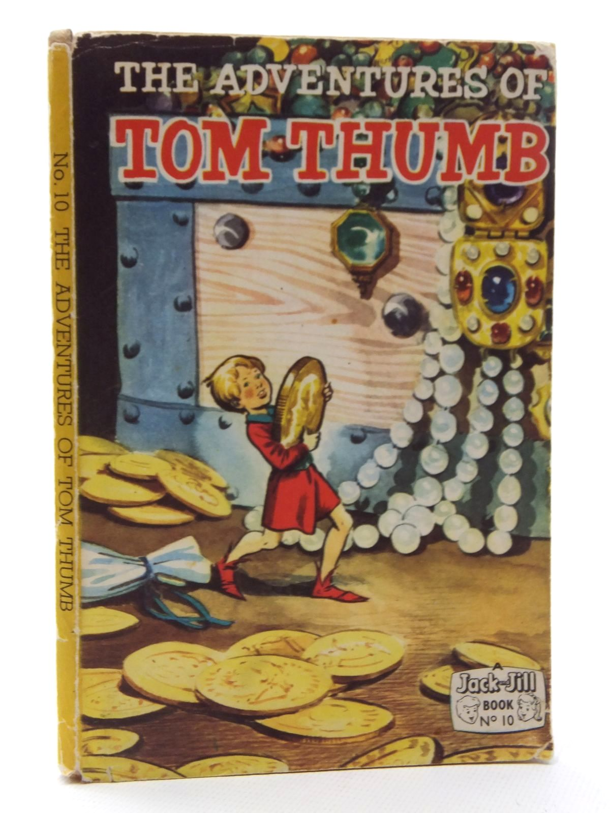 Photo of THE ADVENTURES OF TOM THUMB published by Fleetway Publications Ltd. (STOCK CODE: 1317117)  for sale by Stella & Rose's Books