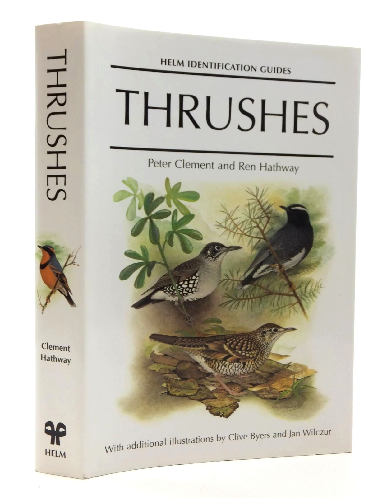 Photo of THRUSHES (HELM IDENTIFICATION GUIDES)