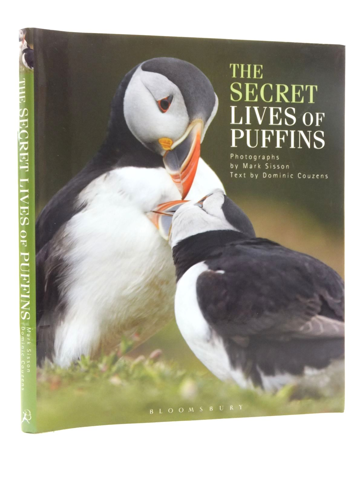 Photo of THE SECRET LIVES OF PUFFINS