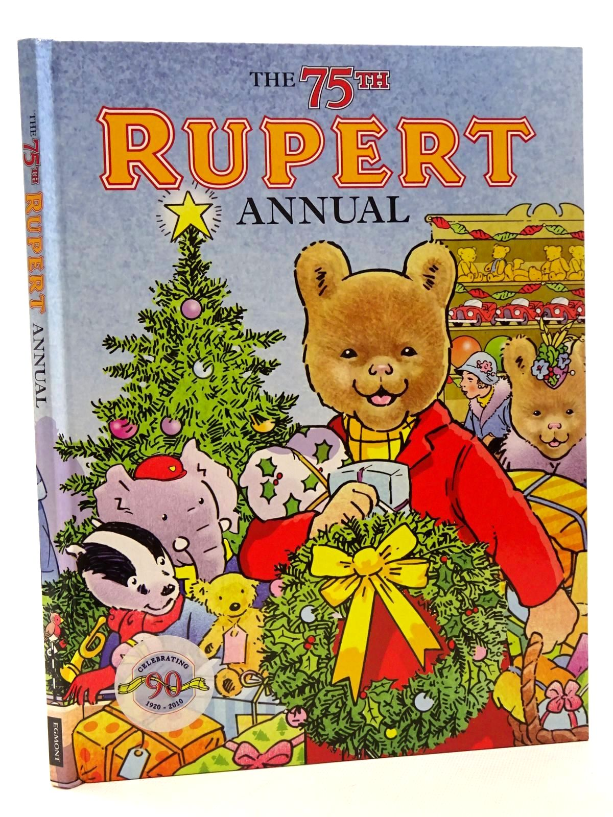 Photo of RUPERT ANNUAL 2010 written by Trotter, Stuart published by Egmont Books Ltd. (STOCK CODE: 1317219)  for sale by Stella & Rose's Books