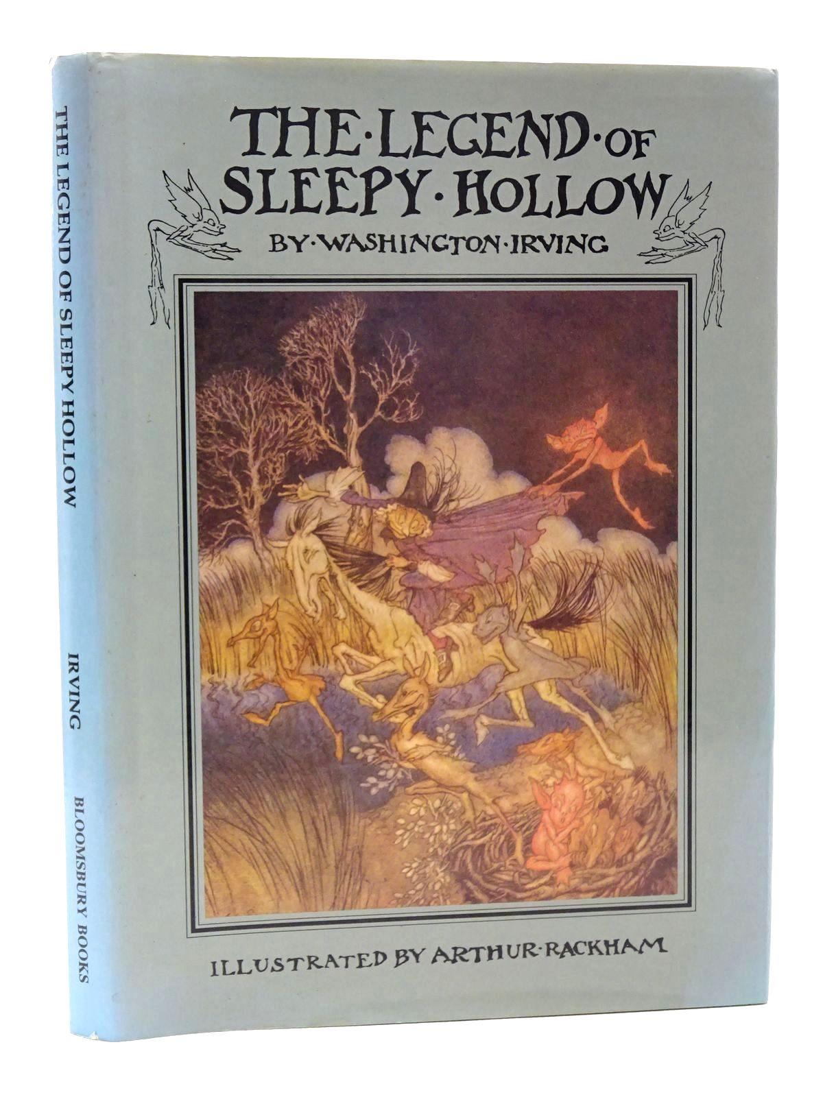 Photo of THE LEGEND OF SLEEPY HOLLOW written by Irving, Washington illustrated by Rackham, Arthur published by Bloomsbury Books (STOCK CODE: 1317225)  for sale by Stella & Rose's Books
