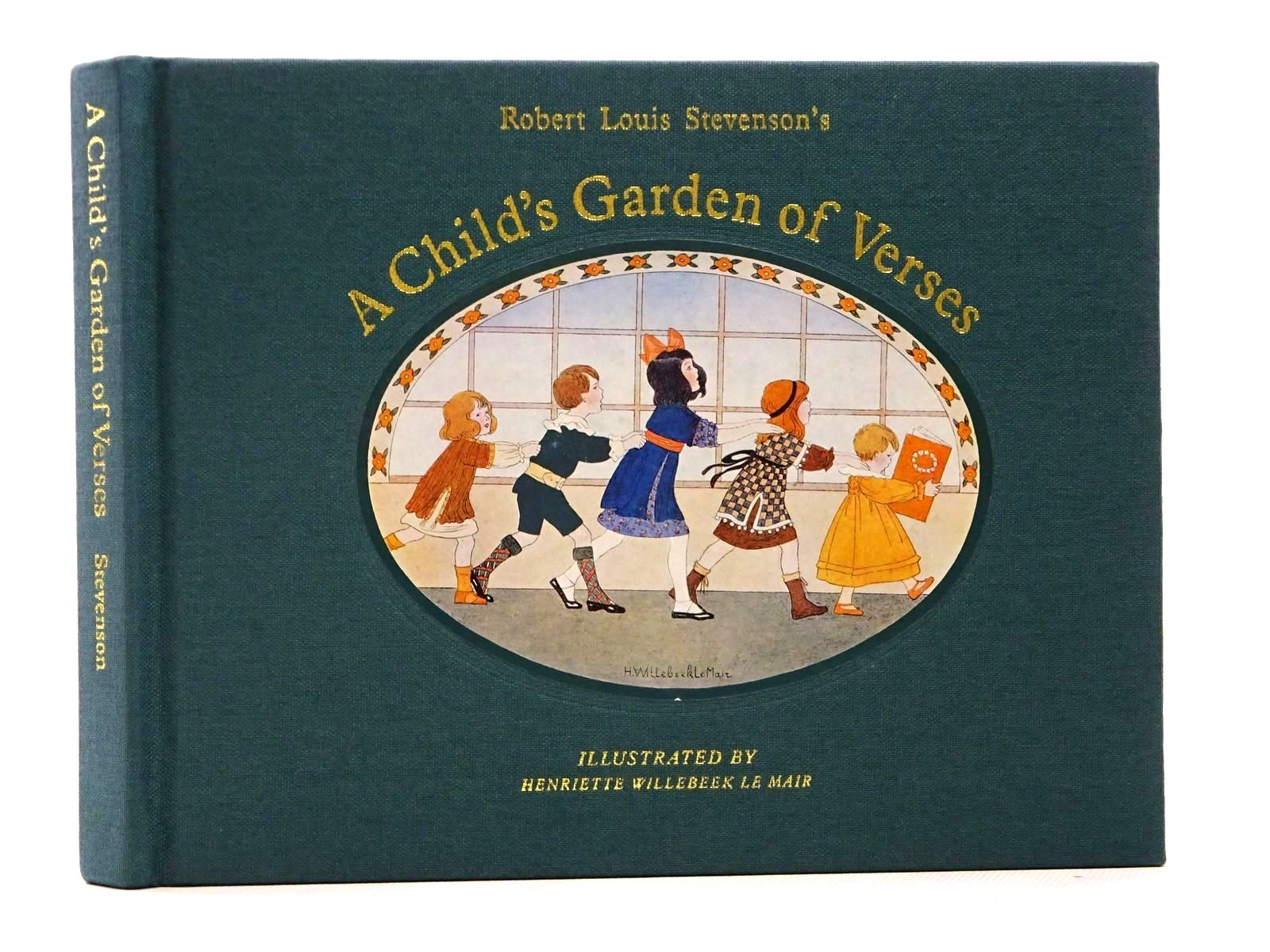 Photo of A CHILD'S GARDEN OF VERSES written by Stevenson, Robert Louis illustrated by Willebeek Le Mair, Henriette published by Gallery Childrens books (STOCK CODE: 1317245)  for sale by Stella & Rose's Books