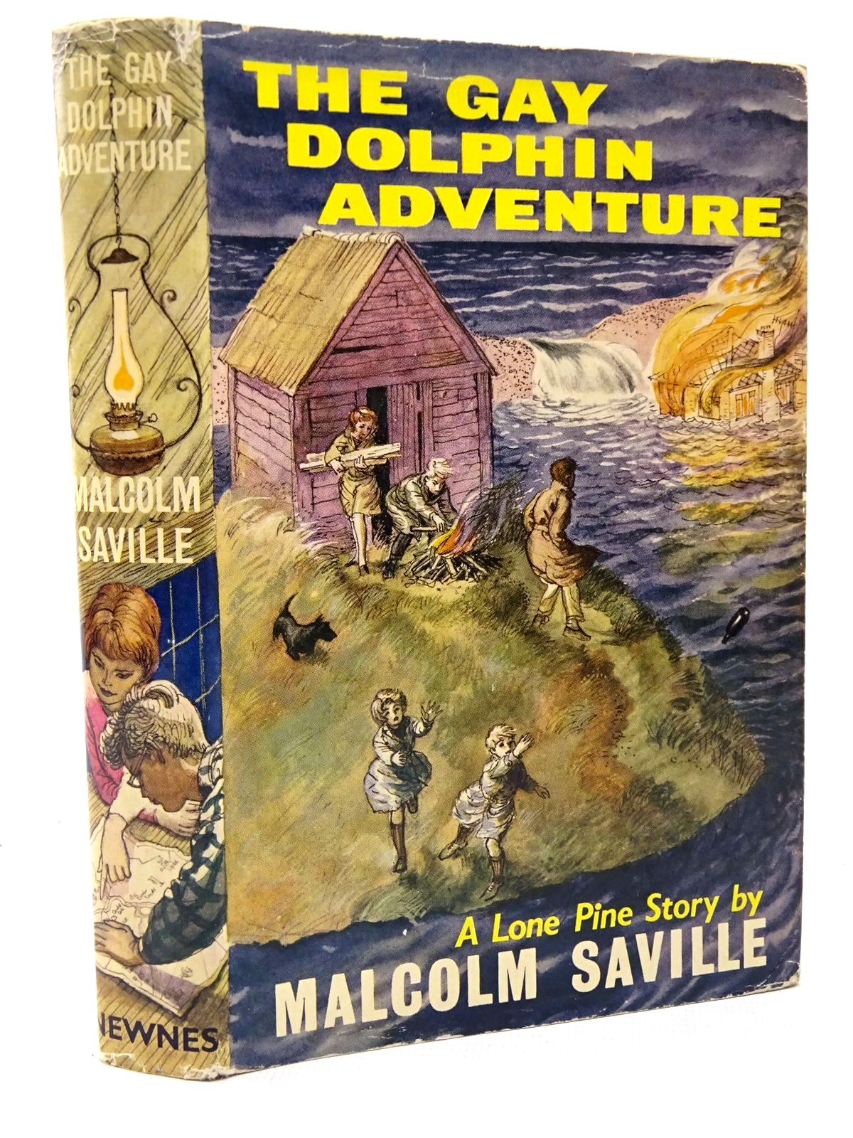 Photo of THE GAY DOLPHIN ADVENTURE written by Saville, Malcolm illustrated by Prance, Bertram published by George Newnes Limited (STOCK CODE: 1317256)  for sale by Stella & Rose's Books