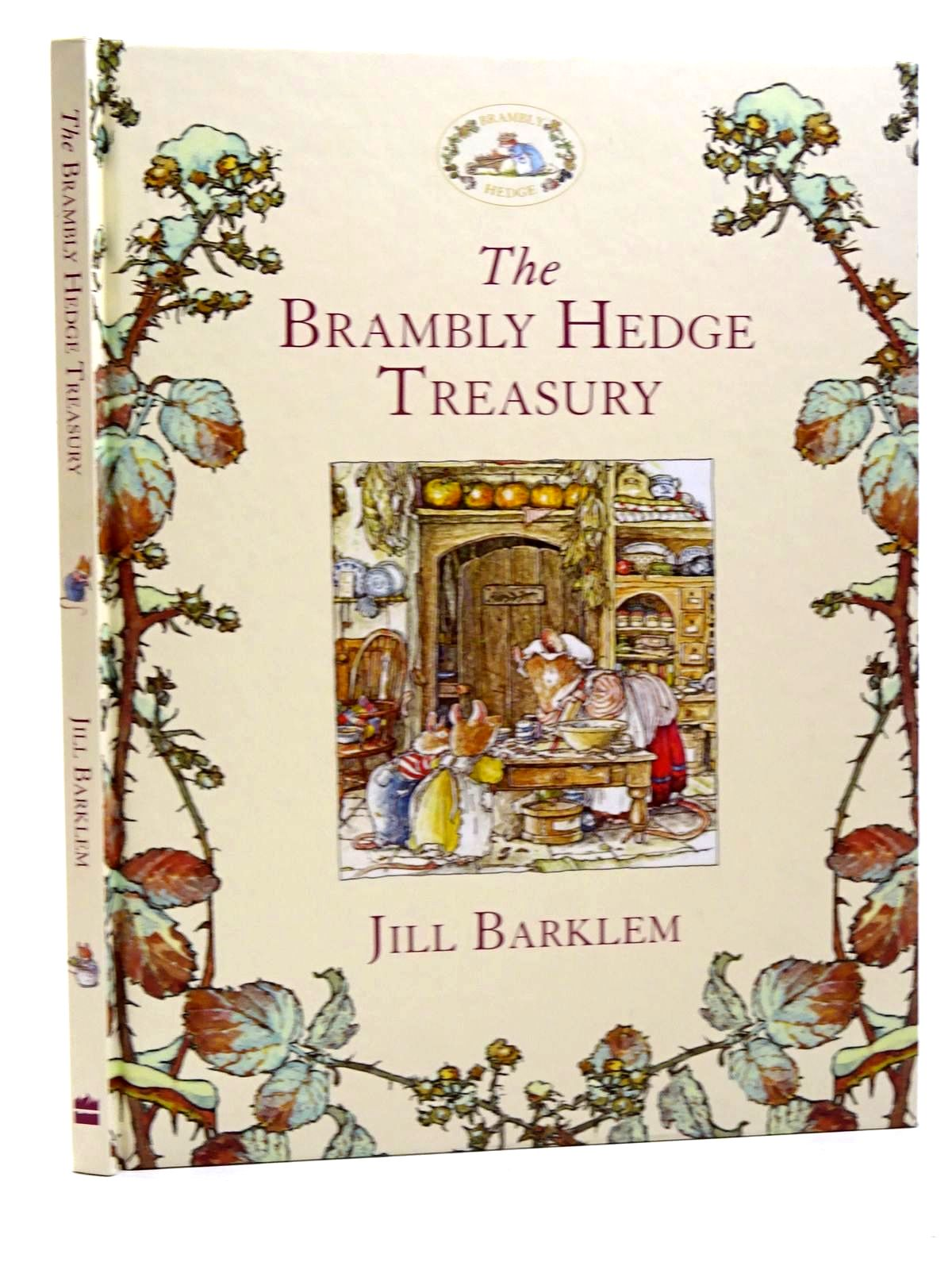 Photo of THE BRAMBLY HEDGE TREASURY written by Barklem, Jill illustrated by Barklem, Jill published by Harper Collins Childrens Books (STOCK CODE: 1317267)  for sale by Stella & Rose's Books