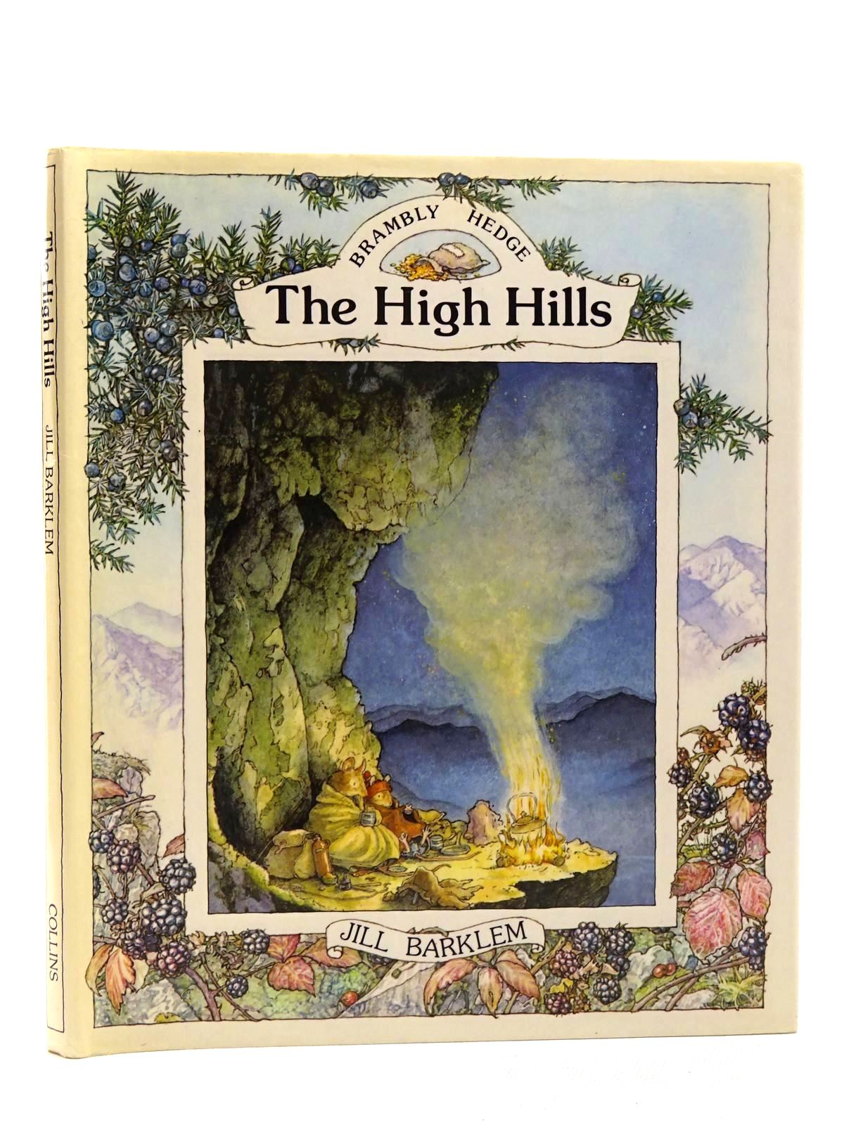 Photo of THE HIGH HILLS written by Barklem, Jill illustrated by Barklem, Jill published by Collins (STOCK CODE: 1317269)  for sale by Stella & Rose's Books