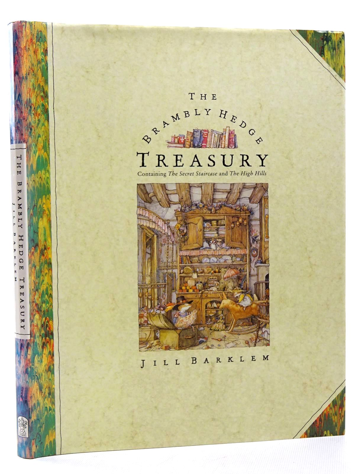 Photo of THE BRAMBLY HEDGE TREASURY written by Barklem, Jill illustrated by Barklem, Jill published by Carnival (STOCK CODE: 1317275)  for sale by Stella & Rose's Books
