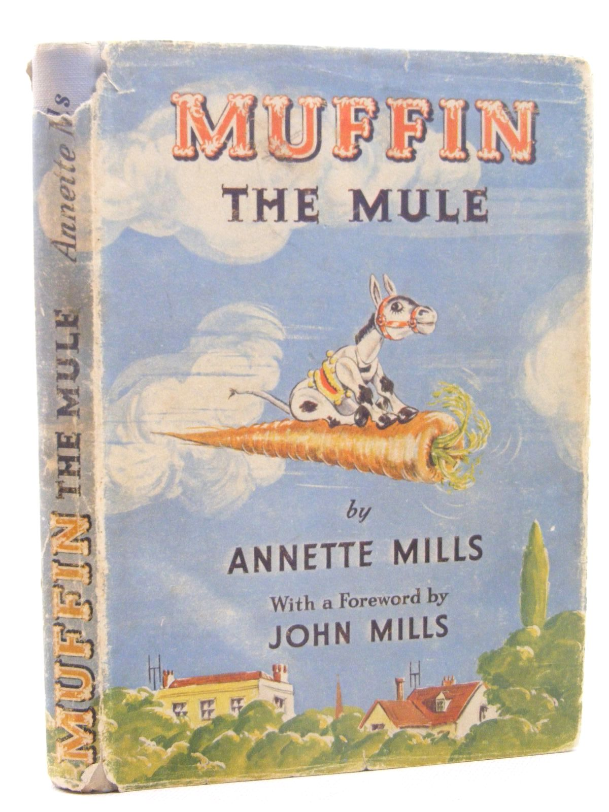 Photo of MUFFIN THE MULE written by Mills, Annette illustrated by Blake, Molly published by University of London Press (STOCK CODE: 1317301)  for sale by Stella & Rose's Books