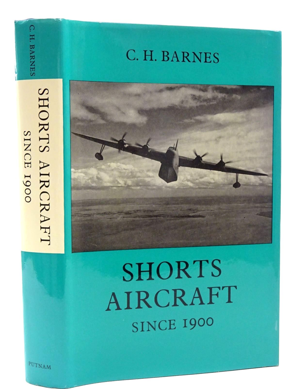 Photo of SHORTS AIRCRAFT SINCE 19OO written by Barnes, C.H. published by Putnam (STOCK CODE: 1317353)  for sale by Stella & Rose's Books