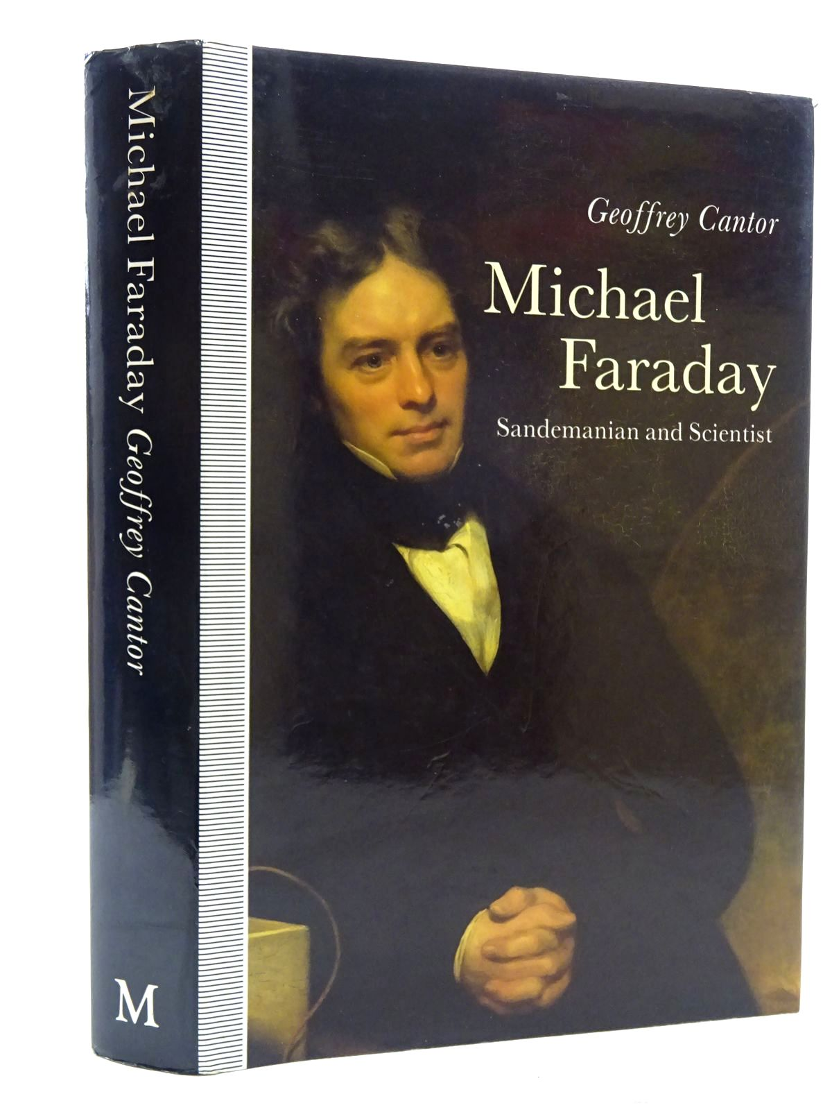 Photo of MICHAEL FARADAY: SANDEMANIAN AND SCIENTIST written by Cantor, Geoffrey published by Macmillan Academic And Professional Ltd (STOCK CODE: 1317370)  for sale by Stella & Rose's Books