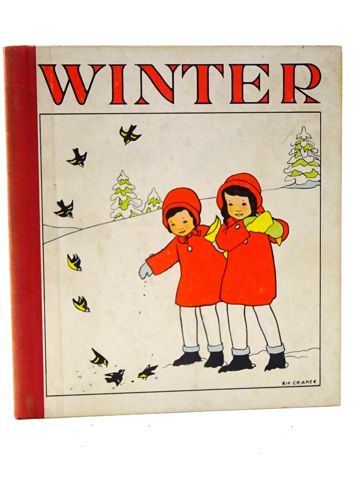 Photo of WINTER illustrated by Cramer, Rie published by Van Goor Zonen (STOCK CODE: 1317428)  for sale by Stella & Rose's Books