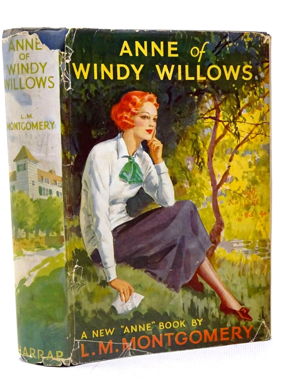 Photo of ANNE OF WINDY WILLOWS written by Montgomery, L.M. published by George G. Harrap & Co. Ltd. (STOCK CODE: 1317447)  for sale by Stella & Rose's Books