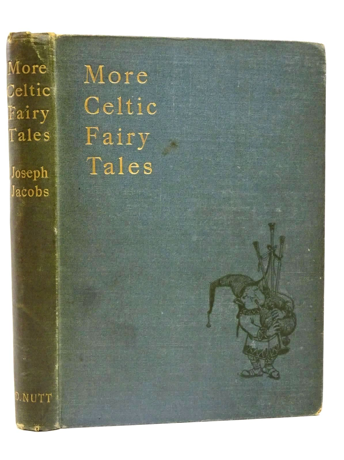 Photo of MORE CELTIC FAIRY TALES written by Jacobs, Joseph illustrated by Batten, John D. published by David Nutt (STOCK CODE: 1317448)  for sale by Stella & Rose's Books