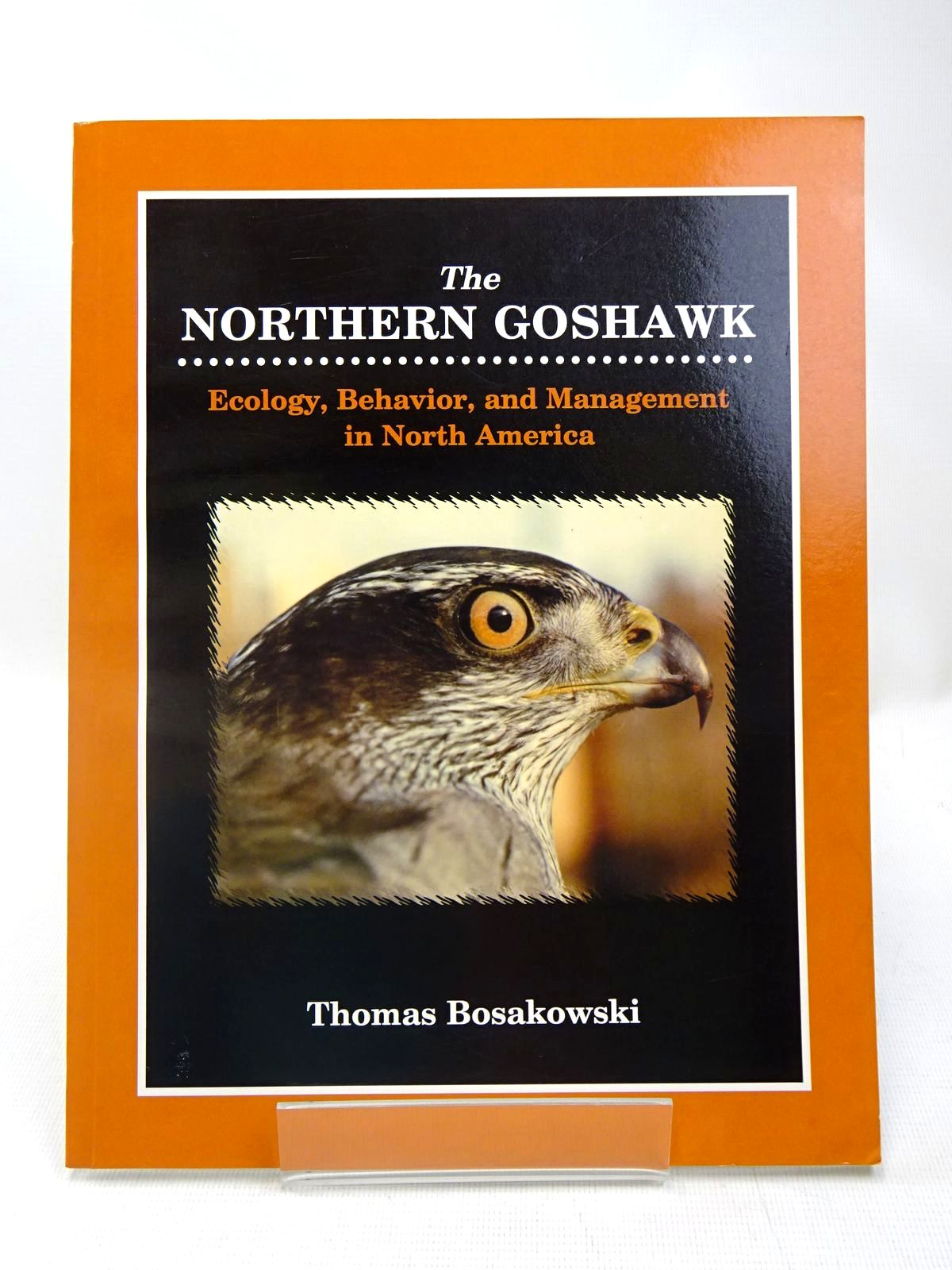 Photo of THE NORTHERN GOSHAWK written by Bosakowski, Thomas published by Hancock House Publishers (STOCK CODE: 1317462)  for sale by Stella & Rose's Books