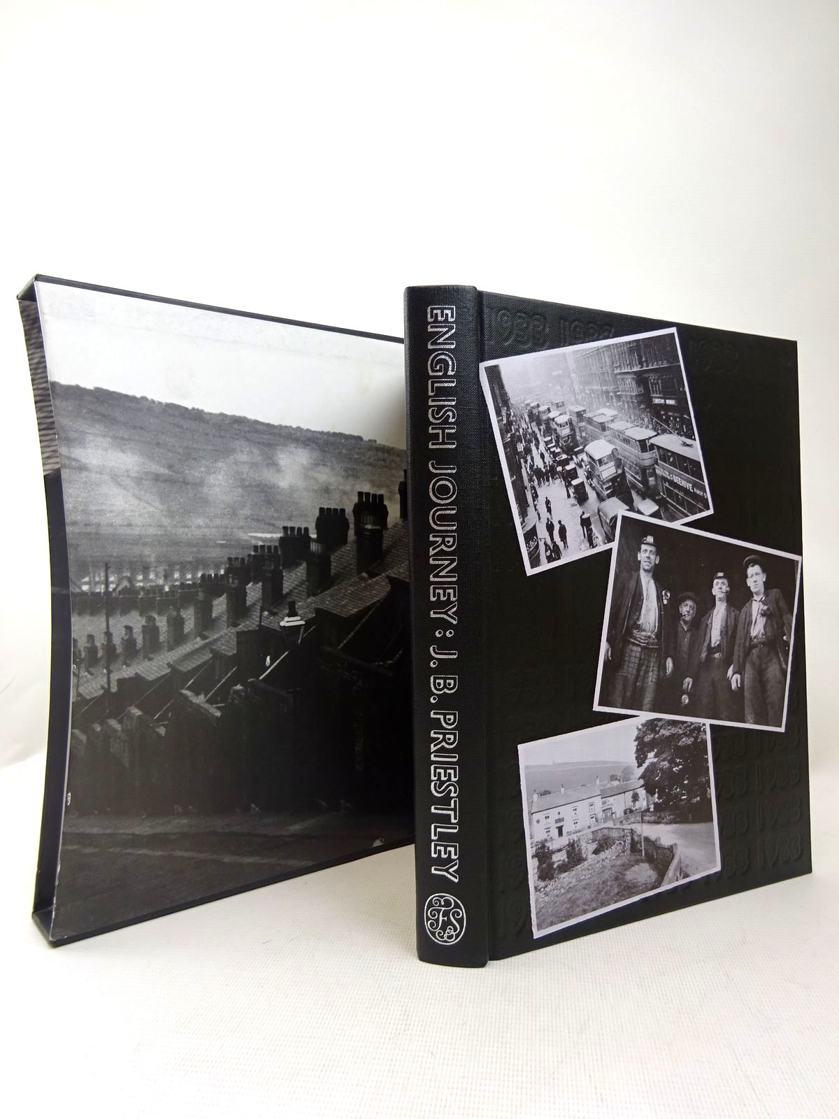 Photo of ENGLISH JOURNEY written by Priestley, J.B. published by Folio Society (STOCK CODE: 1317481)  for sale by Stella & Rose's Books