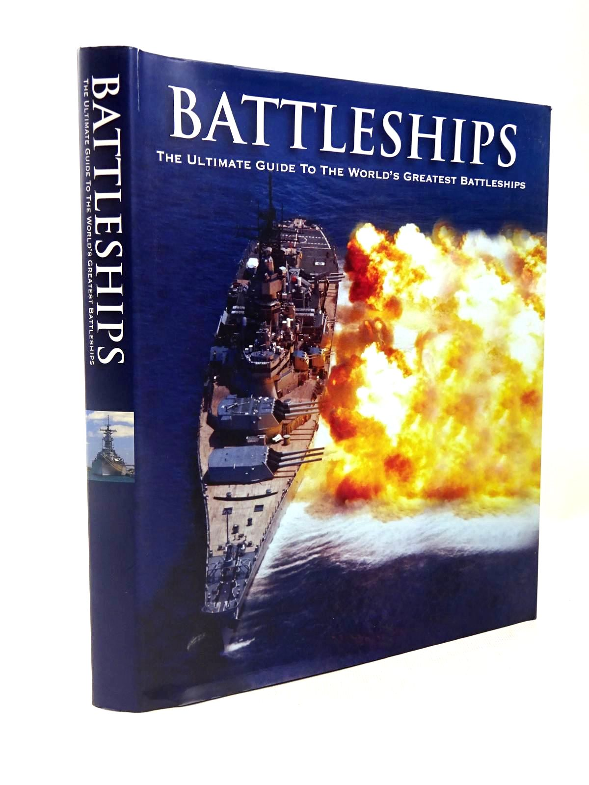 Photo of BATTLESHIPS written by Marriott, Leo published by Igloo (STOCK CODE: 1317489)  for sale by Stella & Rose's Books