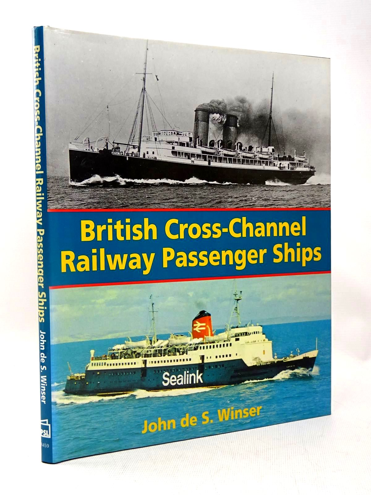 Photo of BRITISH CROSS-CHANNEL RAILWAY PASSENGER SHIPS written by De S. Winser, John published by Patrick Stephens Limited (STOCK CODE: 1317493)  for sale by Stella & Rose's Books