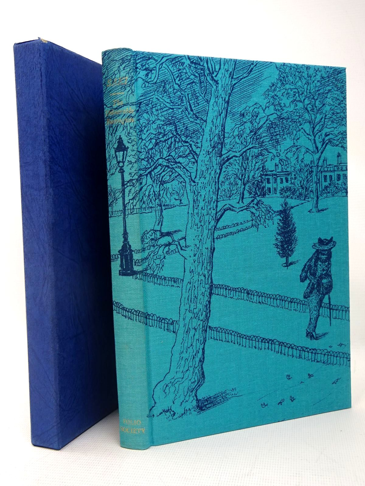 Photo of THE UNBEARABLE BASSINGTON written by Saki, <br />Aiken, Joan illustrated by Lancaster, Osbert published by Folio Society (STOCK CODE: 1317499)  for sale by Stella & Rose's Books