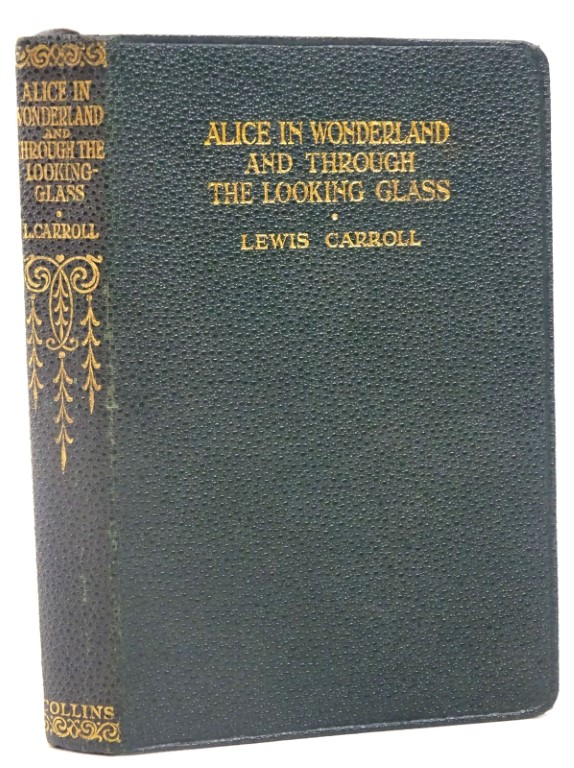 Photo of ALICE'S ADVENTURES IN WONDERLAND AND THROUGH THE LOOKING-GLASS written by Carroll, Lewis illustrated by Rountree, Harry published by Collins Clear-Type Press (STOCK CODE: 1317505)  for sale by Stella & Rose's Books