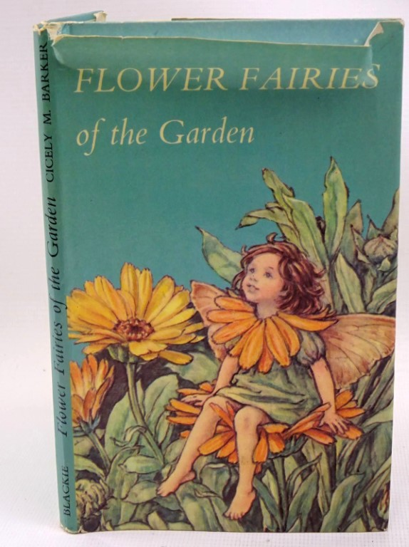 Photo of FLOWER FAIRIES OF THE GARDEN written by Barker, Cicely Mary illustrated by Barker, Cicely Mary published by Blackie & Son Ltd. (STOCK CODE: 1317525)  for sale by Stella & Rose's Books