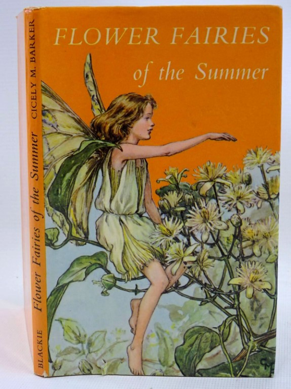 Photo of FLOWER FAIRIES OF THE SUMMER written by Barker, Cicely Mary illustrated by Barker, Cicely Mary published by Blackie & Son Ltd. (STOCK CODE: 1317526)  for sale by Stella & Rose's Books