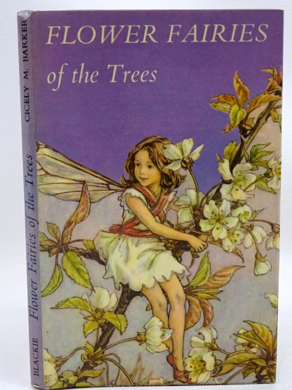 Photo of FLOWER FAIRIES OF THE TREES written by Barker, Cicely Mary illustrated by Barker, Cicely Mary published by Blackie (STOCK CODE: 1317528)  for sale by Stella & Rose's Books