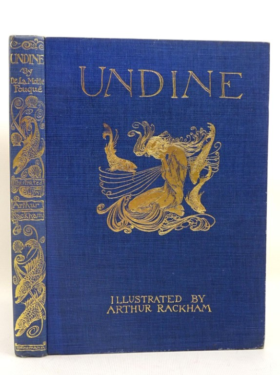 Photo of UNDINE- Stock Number: 1317532