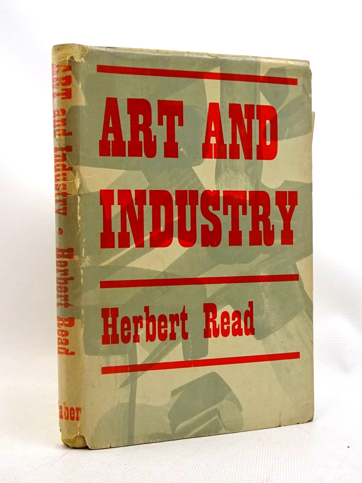 Photo of ART AND INDUSTRY written by Read, Herbert published by Faber & Faber Limited (STOCK CODE: 1317546)  for sale by Stella & Rose's Books