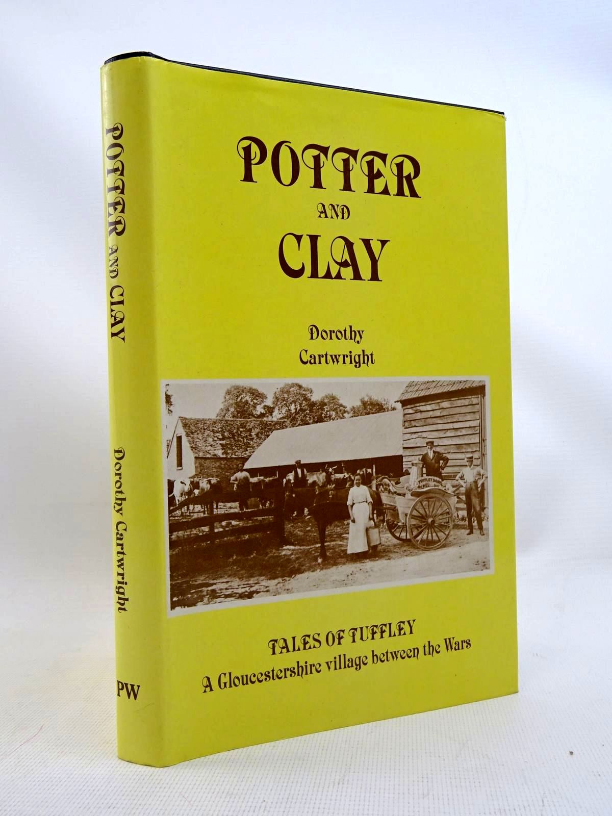 Photo of POTTER AND CLAY written by Cartwright, Dorothy published by Peter Watts (STOCK CODE: 1317553)  for sale by Stella & Rose's Books