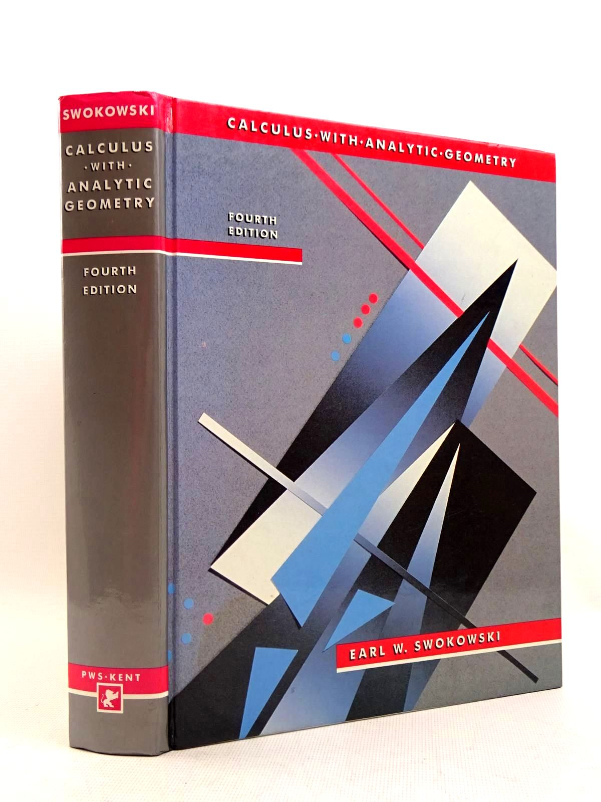 Photo of CALCULUS WITH ANALYTIC GEOMETRY written by Swokowski, Earl W. published by Pws-Kent (STOCK CODE: 1317560)  for sale by Stella & Rose's Books