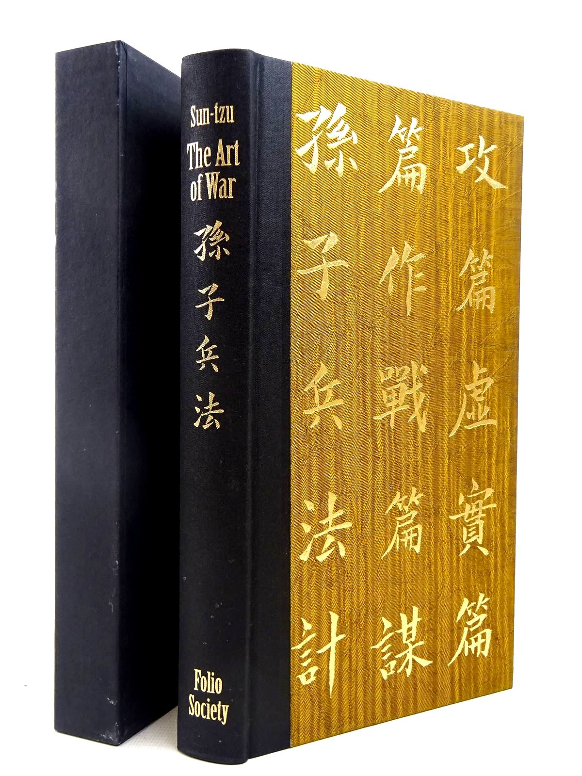 Photo of THE ART OF WAR written by Sun-Tzu,<br />Ames, Roger T. published by Folio Society (STOCK CODE: 1317561)  for sale by Stella & Rose's Books