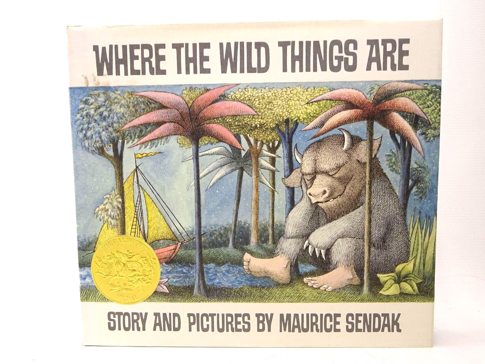 Photo of WHERE THE WILD THINGS ARE written by Sendak, Maurice illustrated by Sendak, Maurice published by The Random House Group (STOCK CODE: 1317618)  for sale by Stella & Rose's Books