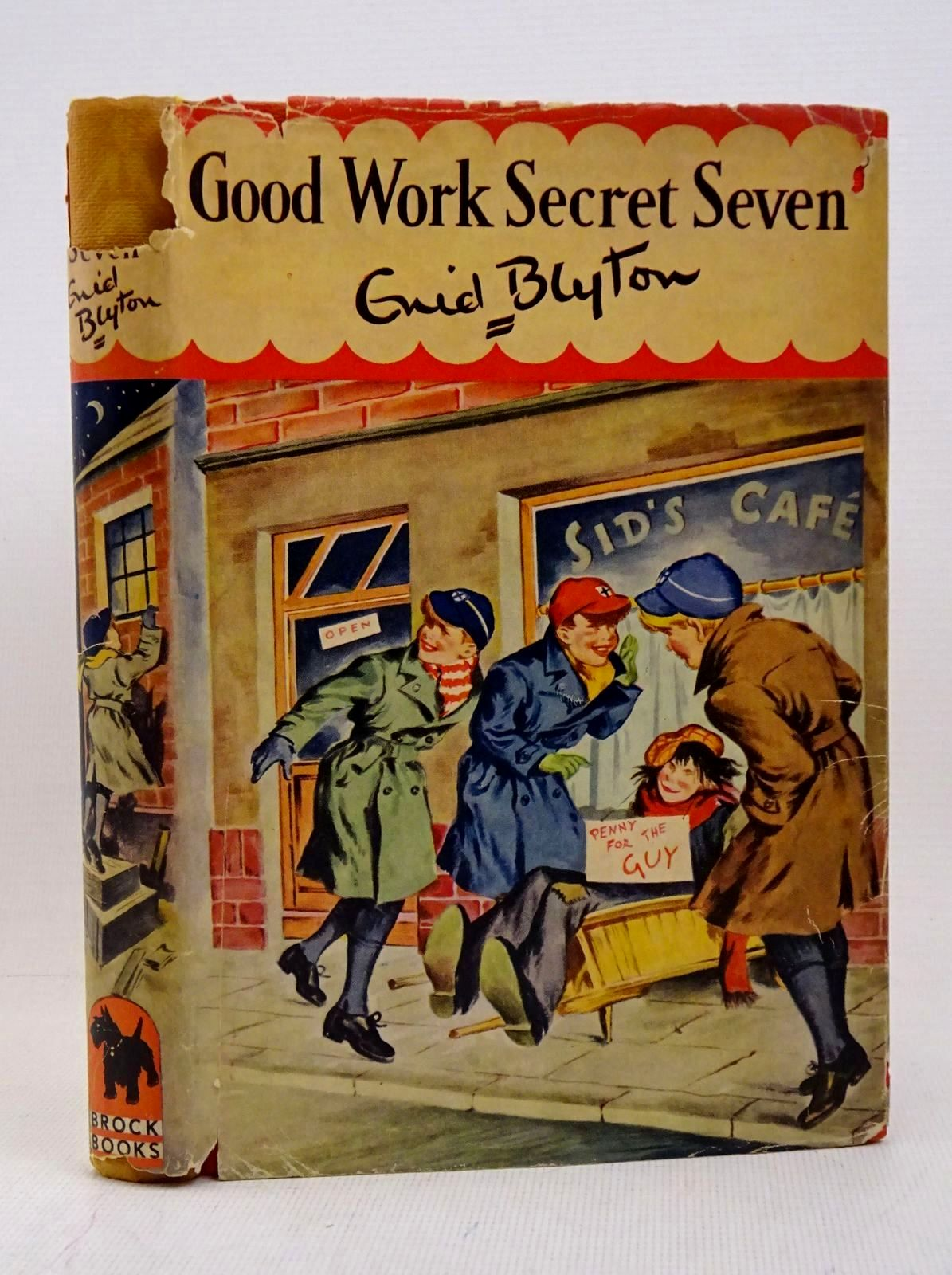 Photo of GOOD WORK SECRET SEVEN written by Blyton, Enid illustrated by Kay, Bruno published by Brockhampton Press Ltd. (STOCK CODE: 1317647)  for sale by Stella & Rose's Books