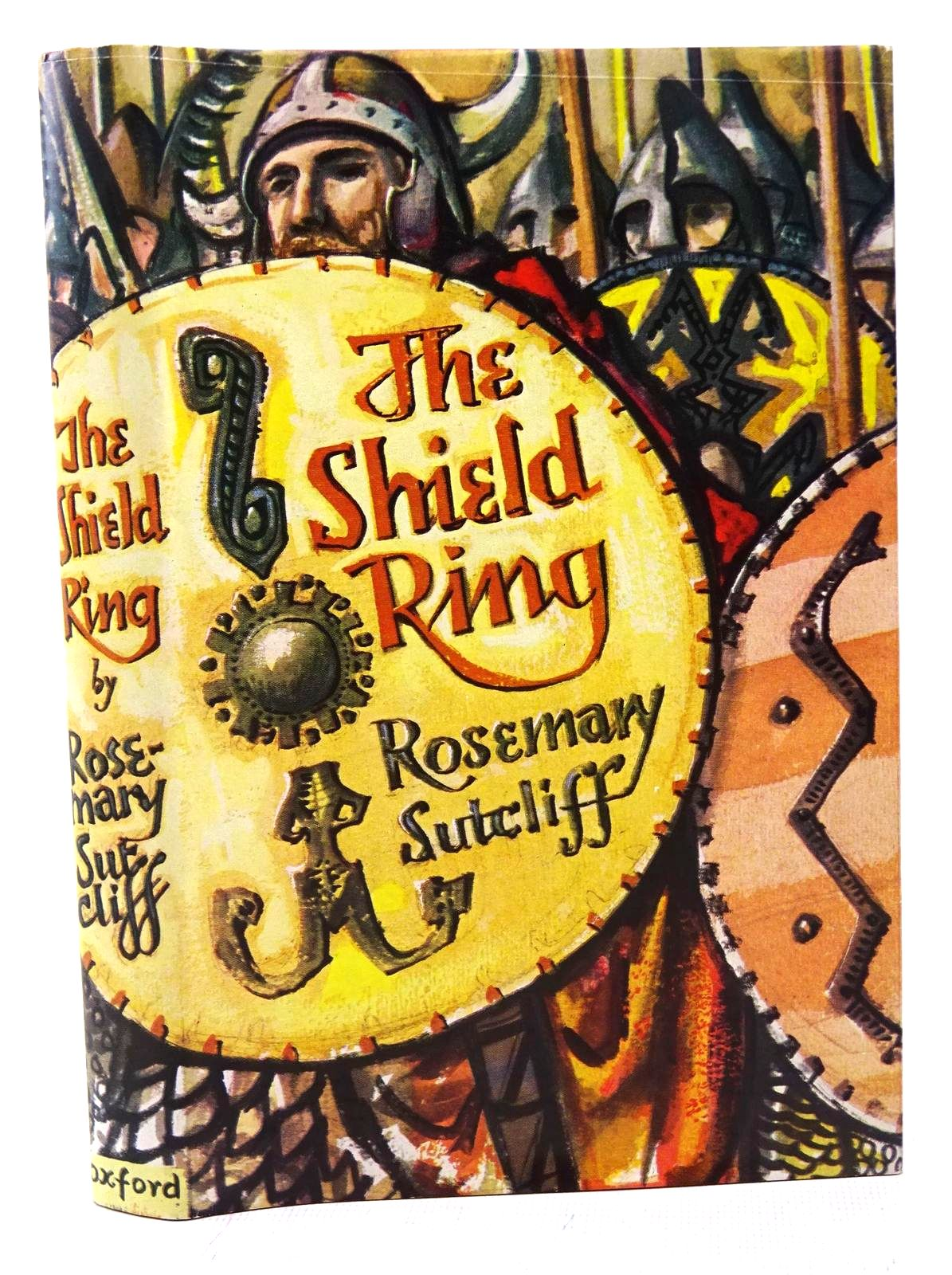 Photo of THE SHIELD RING written by Sutcliff, Rosemary illustrated by Hodges, C. Walter published by Oxford University Press (STOCK CODE: 1317674)  for sale by Stella & Rose's Books