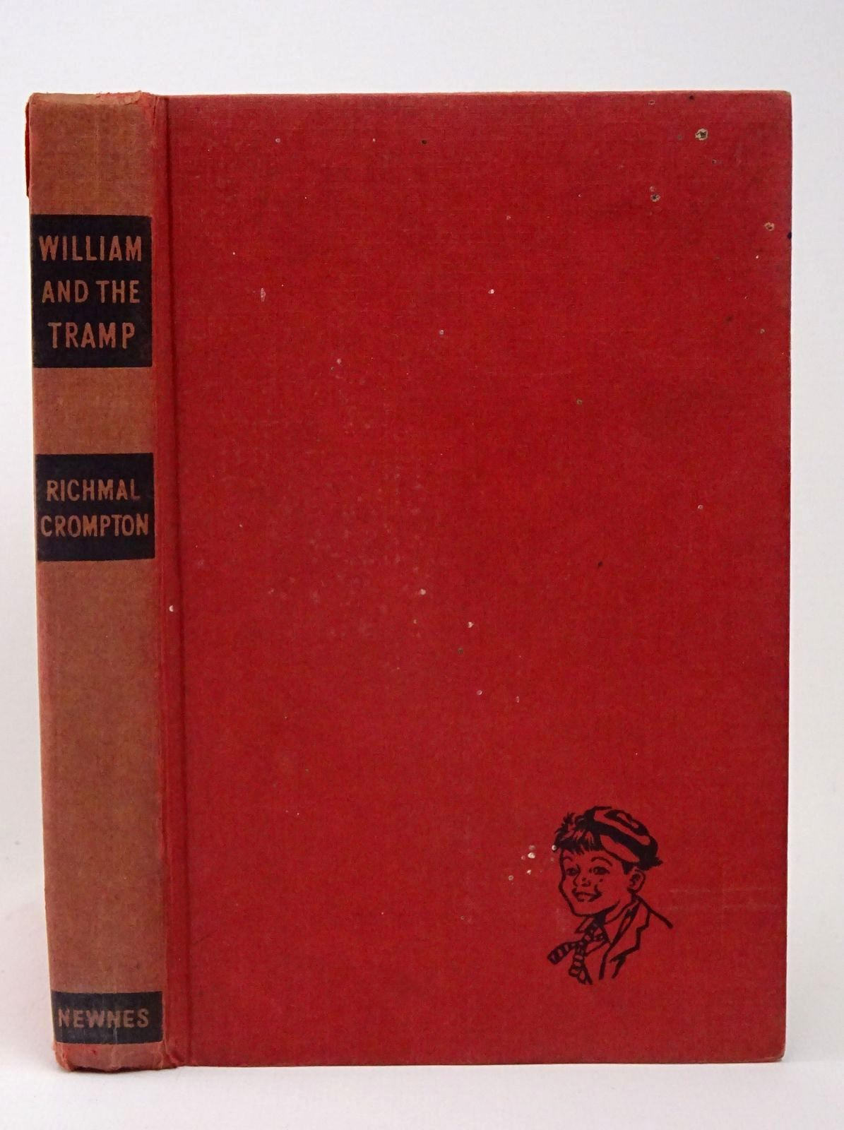 Photo of WILLIAM AND THE TRAMP written by Crompton, Richmal illustrated by Henry, Thomas published by George Newnes Limited (STOCK CODE: 1317763)  for sale by Stella & Rose's Books