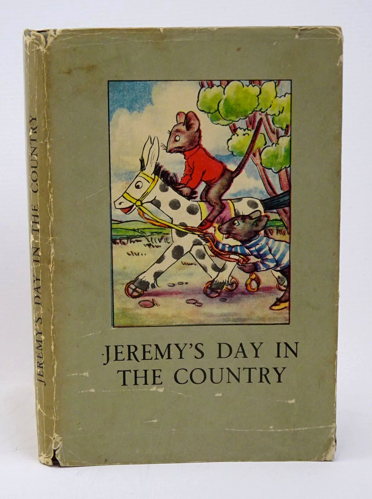 Photo of JEREMY'S DAY IN THE COUNTRY written by Macgregor, A.J.<br />Perring, W. illustrated by Macgregor, A.J. published by Wills & Hepworth Ltd. (STOCK CODE: 1317770)  for sale by Stella & Rose's Books