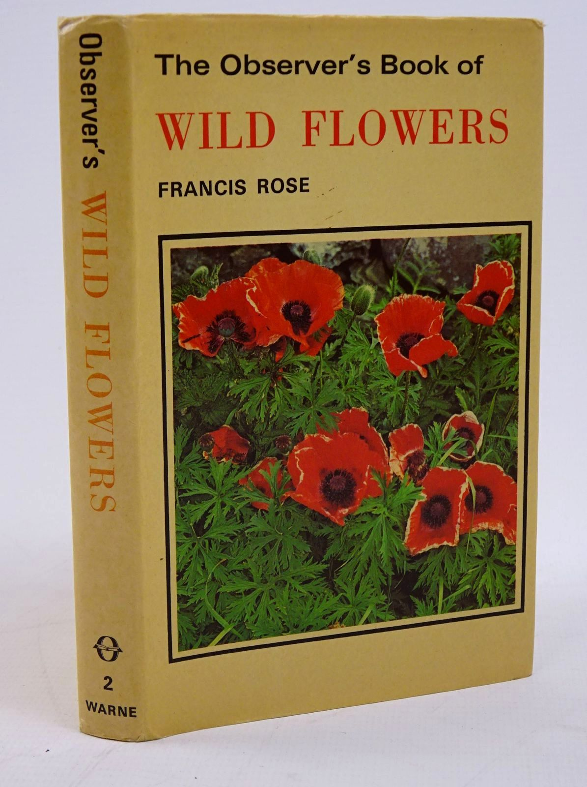 Photo of THE OBSERVER'S BOOK OF WILD FLOWERS