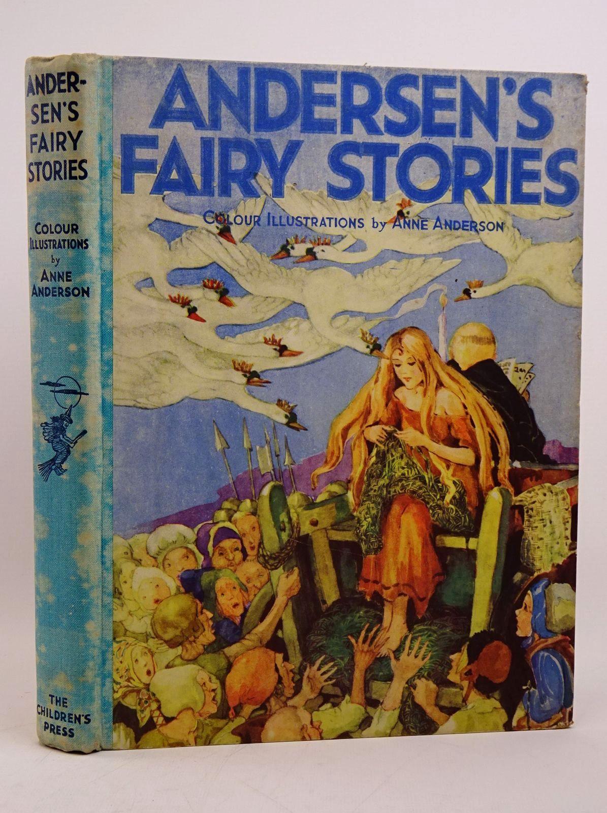 Photo of ANDERSEN'S FAIRY STORIES
