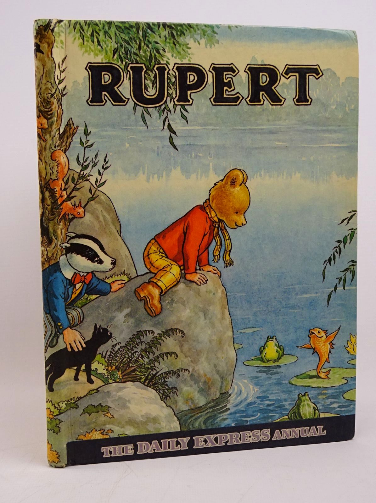 Photo of RUPERT ANNUAL 1969 written by Bestall, Alfred illustrated by Bestall, Alfred published by Daily Express (STOCK CODE: 1317800)  for sale by Stella & Rose's Books