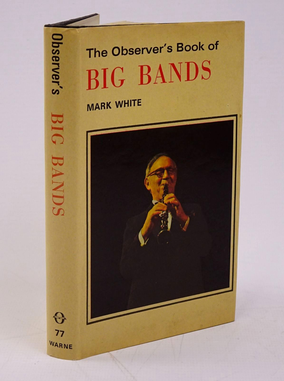 Photo of THE OBSERVER'S BOOK OF BIG BANDS