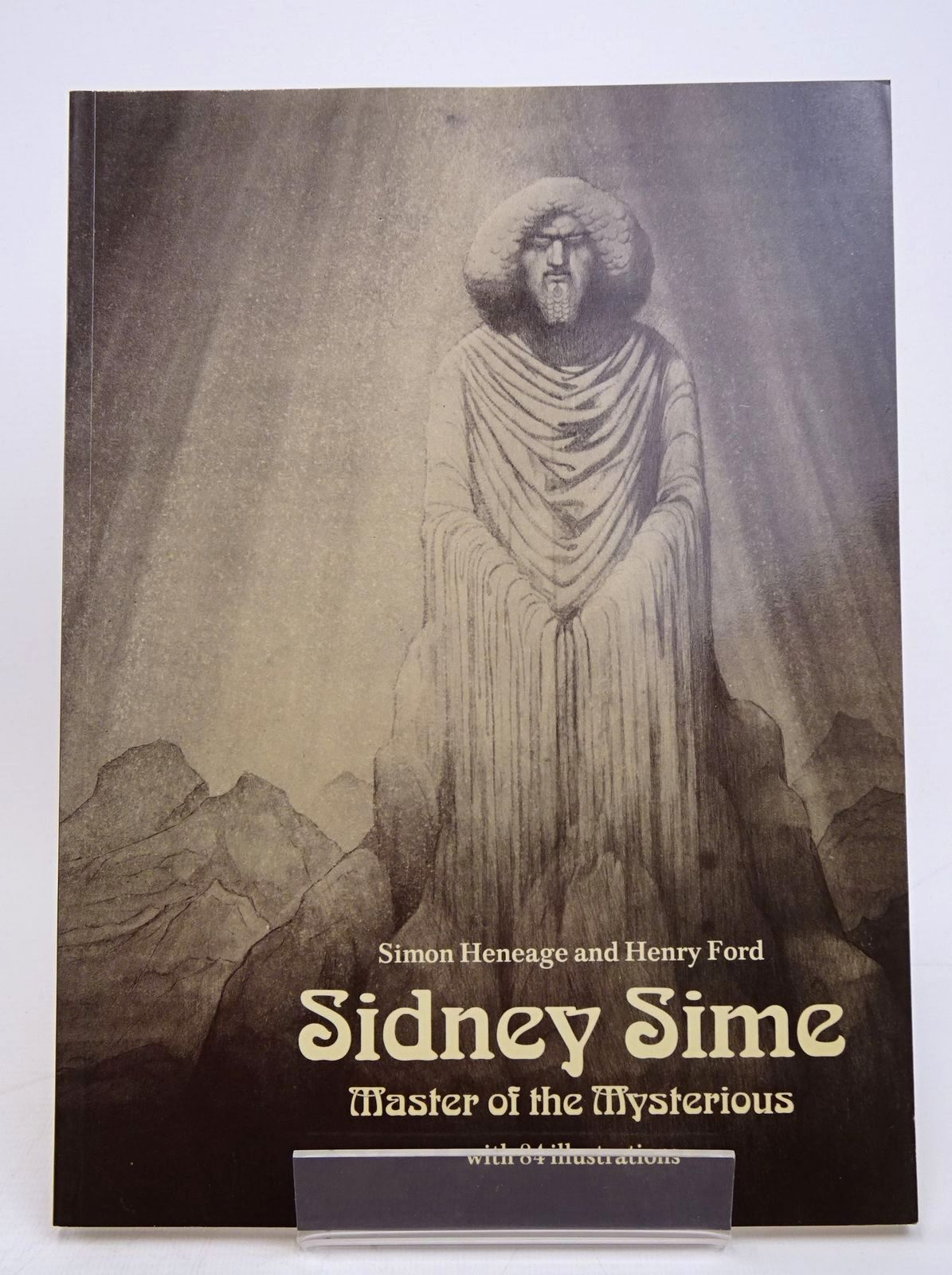 Photo of SIDNEY SIME MASTER OF THE MYSTERIOUS