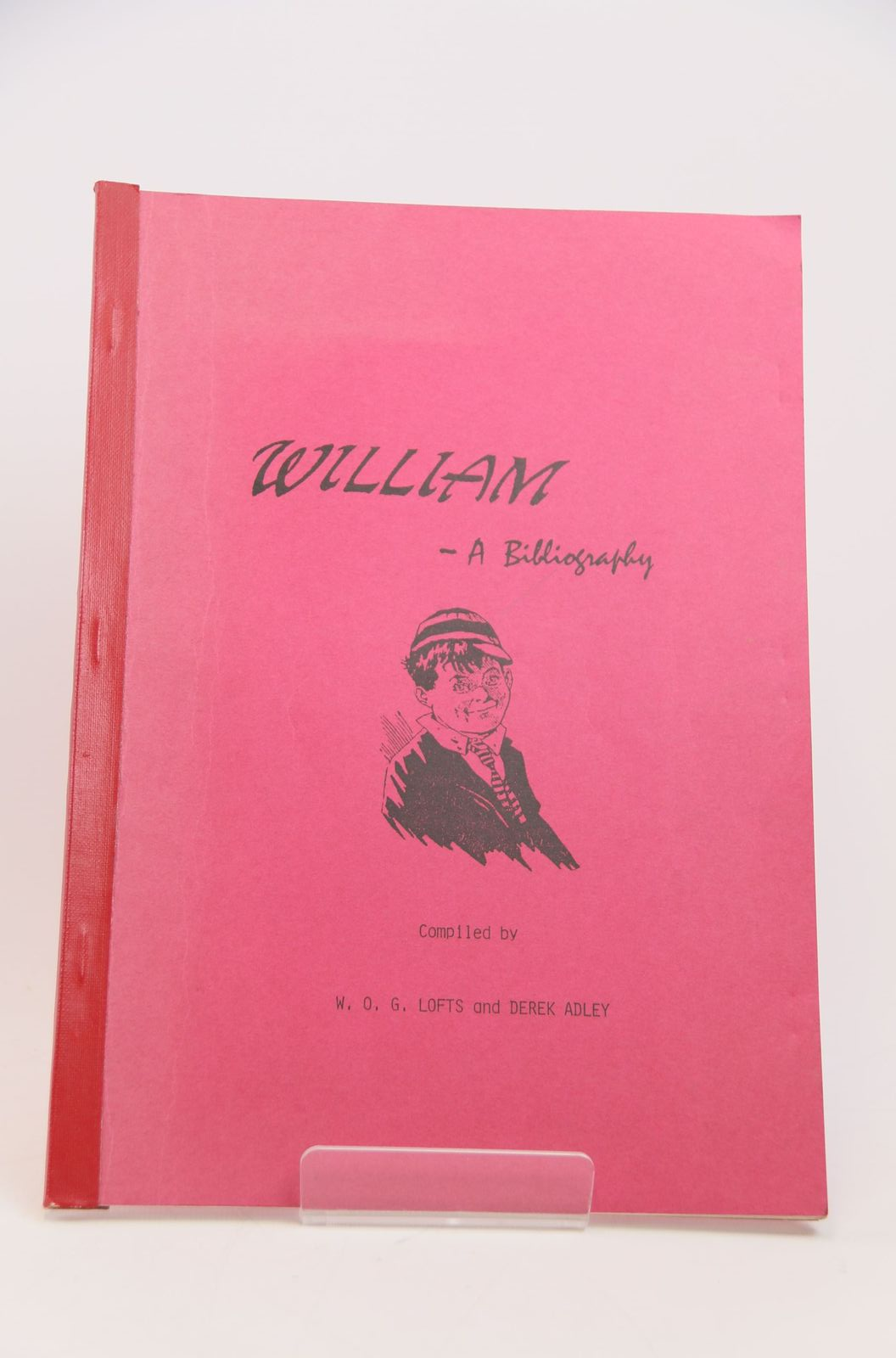 Photo of WILLIAM - A BIBLIOGRAPHY written by Lofts, W.O.G.<br />Adley, D.J. (STOCK CODE: 1317885)  for sale by Stella & Rose's Books