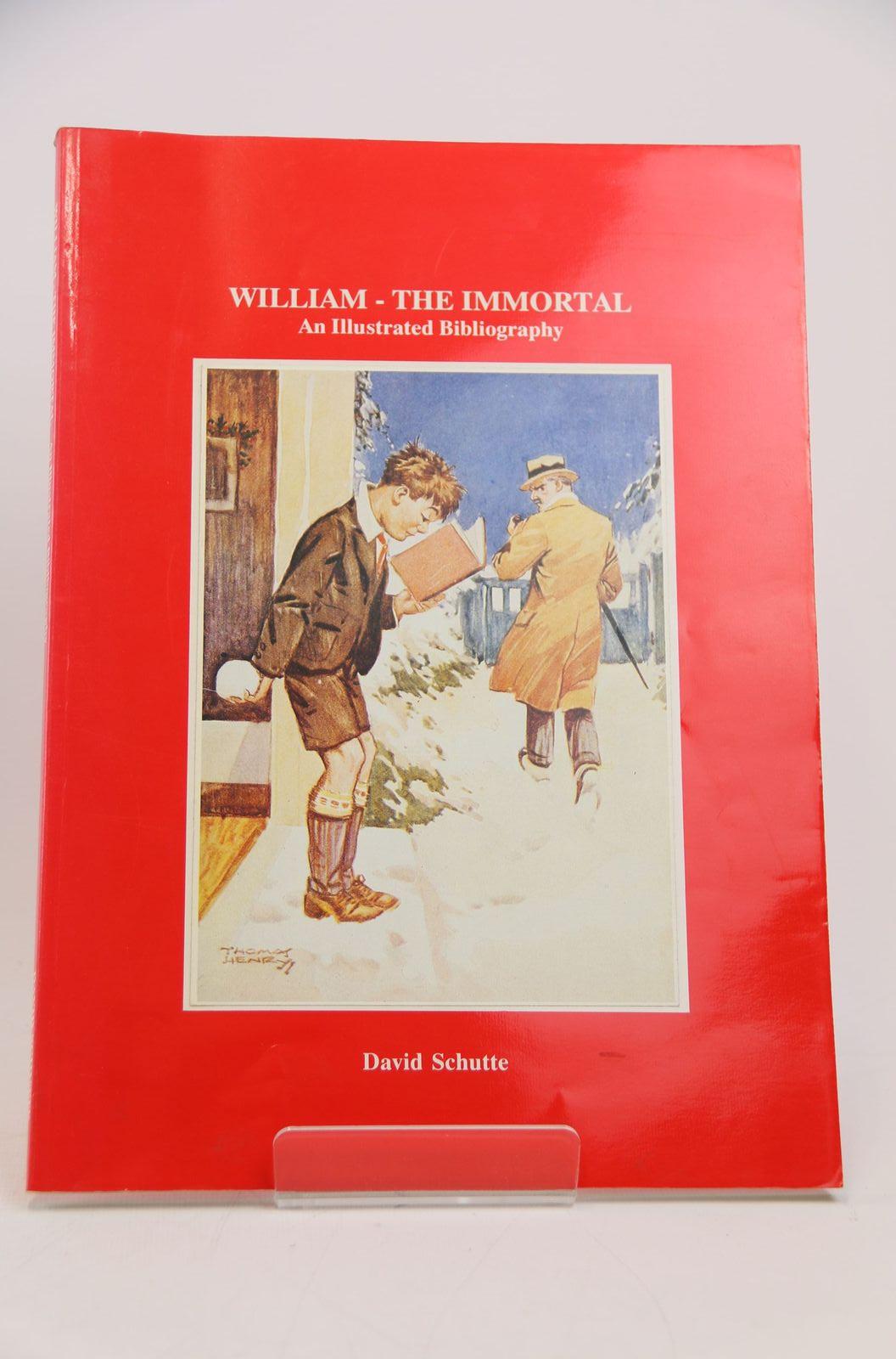 Photo of WILLIAM THE IMMORTAL