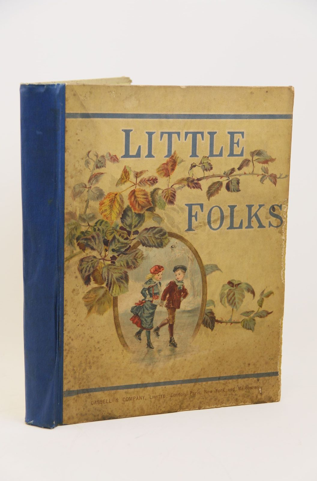 Photo of LITTLE FOLKS 1888 written by Gift, Theo<br />et al, illustrated by Wain, Louis<br />Crane, Walter<br />Copping, Harold<br />et al., published by Cassell & Company Limited (STOCK CODE: 1317887)  for sale by Stella & Rose's Books