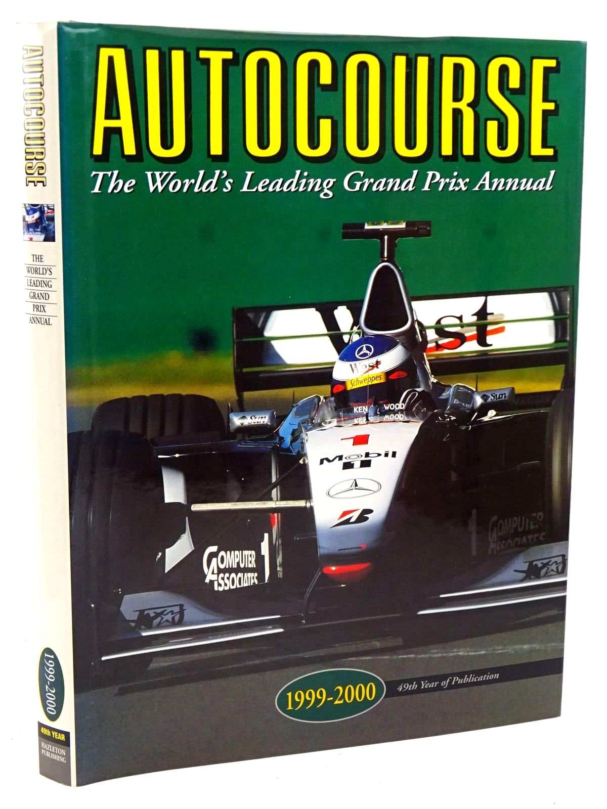 Photo of AUTOCOURSE 1999-2000 written by Henry, Alan published by Hazleton Publishing (STOCK CODE: 1317903)  for sale by Stella & Rose's Books